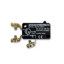 Schnapp-Mikroschalter / elektromechanisch