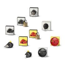 Nockenschalter / mehrpolig / für Industrieanwendungen / kompakt