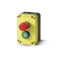 2-Tasten-Schaltergehäuse / IP65