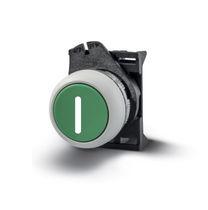 Momentaktions-Drucktaster / Steuer / Unterputz / NEMA