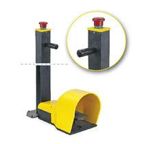 Steuerungs-Fußschalter / elektrisch / 1 Pedal / mit Not-Aus