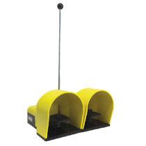 Steuerungs-Fußschalter / elektrisch / 2 Pedale