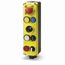 Schaltergehäuse / 8 Knöpfe / IP54 / für Aufzug