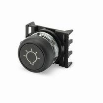 Pilzdrucktaster / einpolig / Unterputz / elektromechanisch