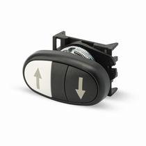 Pilzdrucktaster / einpolig / elektromechanisch / IP65