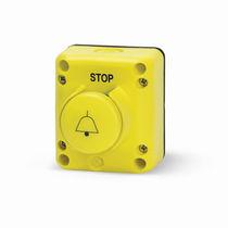 Schaltergehäuse / einer Taste / IP65 / für Aufzug