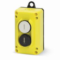 2-Tasten-Schaltergehäuse / IP65 / für Aufzug