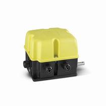 Drehnocke-Endschalter / Rotation / Zahnrad / Schneckengetriebe