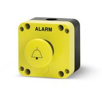 Pilzdrucktaster / Alarm / elektromechanisch / IP65