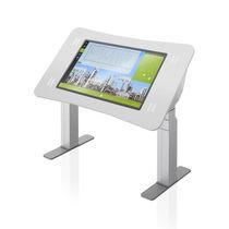 Steuerungsterminal / mit Touchscreen / mit Fußgestell / robust