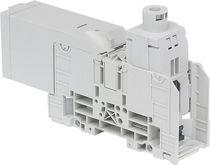 Bolzen-Reihenklemme / auf DIN-Schiene / für hohe Leistungen