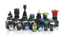 Elektromechanischer Umschalter / Momentaktion / kompakt / IP67