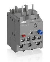 Thermisches Schutzrelais / auf Schütz montiert / automatische Rückstellung / manuelles Rücksetzen