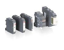 Statisches Relais / MOSFET / Schnittstellen / DIN-Schienen