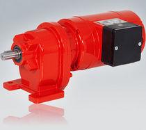 DC-Elektrogetriebemotor / Koaxial / mit rechtsseitiger Verzahnung
