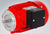 AC-Motor / einphasig / Asynchron / 230V