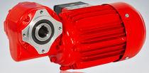 Einphasiger Elektrogetriebemotor / 3-Phasen / Winkelumlenkung / Schnecken