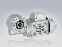 Schnecken-Elektrogetriebemotor / bürstenlos / AC / Winkel