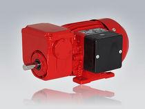 3-Phasen-Elektrogetriebemotor / einphasig / Koaxial / Schnecken