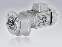 Bürstenloser Elektrogetriebemotor / DC / parallel / mit rechtsseitiger Verzahnung