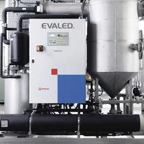 Vakuumverdampfer / mit erzwungener Zirkulation / Prozess / automatisch