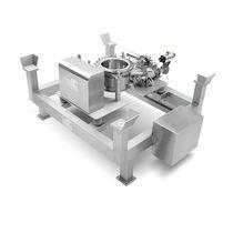 Absperrklappe / elektrisch betrieben / für Schüttgut / für Granulat