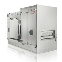 Laborsterilisator / Wärme / horizontal / für die Pharmaindustrie