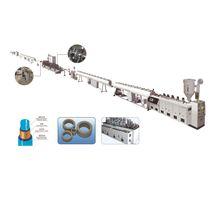 Extrusionsanlage für Kunststoff-Aluminium-Verbundrohre / Rohr / für PP-R / Mehrschicht