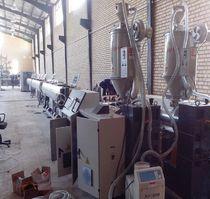 Mehrschicht-Extrusionsanlage / Rohr / für PP / für PP-R