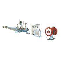 Extrusionsanlage für Kunststoff-Aluminium-Verbundrohre / Rohr / für Thermoplaste / für PEX