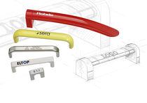 Anpassbare Griff / Türen / Aluminium / Edelstahl