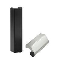 Muldengriff / Maschinen / Aluminium