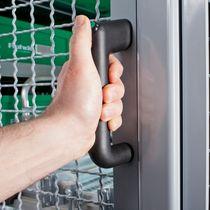 Funktionsgriff / Türen / Kunststoff / mit Drucktaster