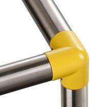 Versenkt-Rohrverbinder / Stahl