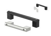 Bügelgriff / Türen / Aluminium / U-Profil