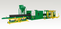 Automatische Senkrechtstoßmaschine / für PE-Rohre
