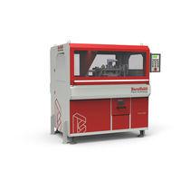 Automatische Stanzmaschine / hydraulisch / für Aluminiumprofile / für Kunststoffprofile