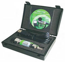 Relativdruckaufnehmer / Membran / Hochgeschwindigkeits-USB-Ausgang