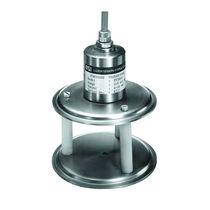 Hydrostatischer Füllstandssensor / für Flüssigkeiten / für Schlamm / Edelstahl