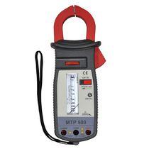 Analoges Stromzangen-Multimeter / mobil / 600 V / cat II