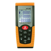 Abstand-Messinstrument / Volumen / Laser / digitale