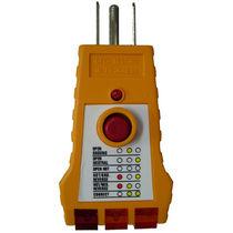 Spannungstester / für Steckdose / tragbar