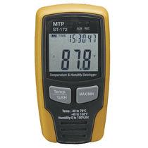 Datenlogger / Feuchtigkeit und Temperatur / USB / mit LCD-Display / mobil