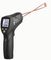 Infrarot-Thermometer / mit LCD-Display / Handgerät / Doppellaser