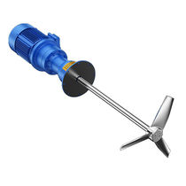 Dynamischer Mischer / für die chemische Industrie / Hochgeschwindigkeit / kompakt