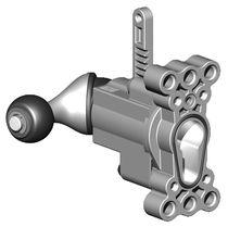 Absperrbarer Verschluss / Kompression / Edelstahl