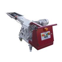 Horizontale Mühle / diverse Abfälle / mit niedriger Geschwindigkeit / Beistell
