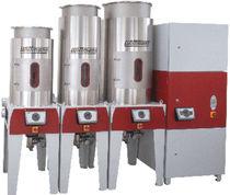 Adsorption Trockner / Chargen / für Kunststoffgranulat / tragbar
