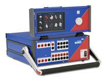 Erdungsimpedanz-Prüfgerät / für Schutzrelais / automatisch / computergesteuert