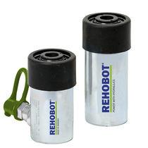 Hydraulischer Zylinder / einfach / Hohlkolben